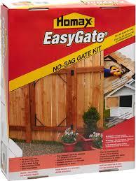 Homax Easy Gate Bracket Kit At Menards