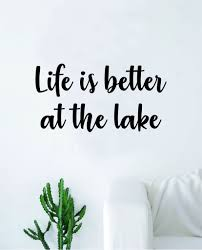 Camping Decal Nature Vinyl Sticker Kayak Sticker Adventure Vinyl Sticker Wall Decals Lake Life Decal Wave Decal Talkingbread Co Il