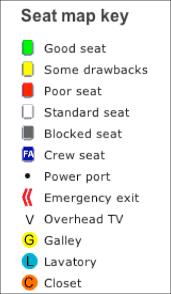 seatguru seat map american airlines
