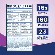 ensure high protein shake 8 fl oz pack