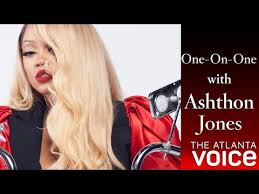 One-on-One with Ashthon Jones - YouTube