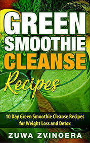 10 day green smoothie cleanse recipes