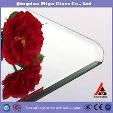 china beveled edge elgant decorative