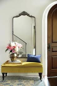 decoration accent mirrors entryway
