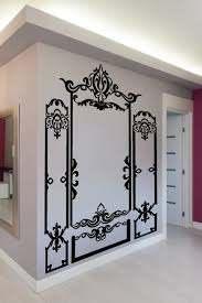 Wall Decals Baroque Molding Walltat Com Art Without Boundaries