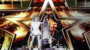 Prince Poppycock Turns up the Drama With Lady Gaga Cover on 'AGT: The  Champions': Watch | Billboard