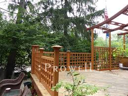 Wood Porch Railing 5 By Prowell Woodworks