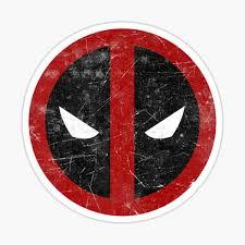 Deadpool Stickers Redbubble