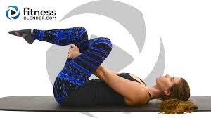 full body yoga pilates blend