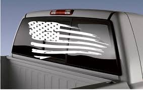 Country Flag Sticker American Flag Window Decal Size 19 X 35 Ebay American Flag Sticker Sticker Flag Window Decals