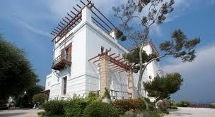 visiter la villa grecque kérylos à