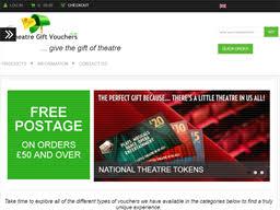 london theatre gift card balance
