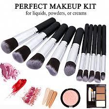 beakey makeup brush set premium