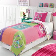 bedding sets pastel patchwork quilt set
