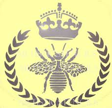 queen bee wallpaper wall gifches co