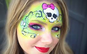 s face painting at paintingvalley