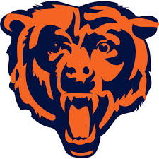 Fathead 39 In H X 40 In W Chicago Bears Logo Wall Mural 14 14008 The Home Depot