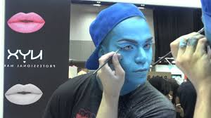mystical genie makeup