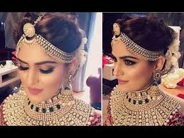 indian bollywood bridal makeup