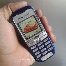 Sony Ericsson J200 Jadul Biru di Lapak ...