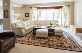 rug over carpet home decorating with