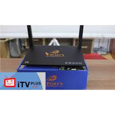 Đầu thu android tv box vinabox x9 ram 2g rom 16g mới 2019