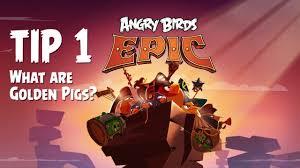 Angry Birds Epic Tips & Tricks | Understanding Golden Pigs - YouTube