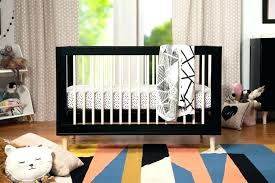 baby boy nursery white furniture modern