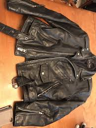 leather jacket for in dayton oh
