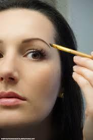 sephora makeup artist tips on eyebrows