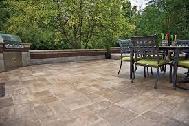 landscaping outdoor patio stone paver