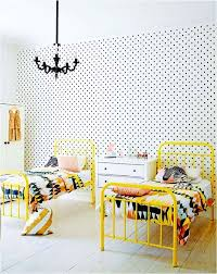 Add A Pop Of Sunny Yellow To Your Kids Room Petit Small Kids Room Design Cool Kids Bedrooms Kids Room Inspiration