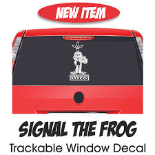 Are You Ready For A New Trackable Decal Red Hat The Geocaching Outfitter Facebook
