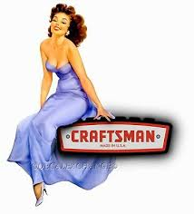 Craftsman Tools Vinyl Decal Sticker 75140z