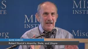 Robert Nozick's 'Anarchy, State, and Utopia' | David Gordon - YouTube