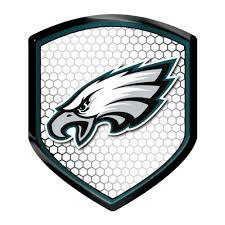 Philadelphia Eagles Nfl Reflector Decal Auto Shield For Car Truck Mailbox Locker Sticker Football Licensed Team Logo Michael J Rhodeset