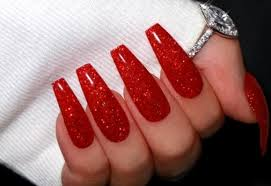 59 best chosen glitter nails ideas