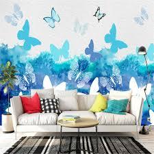 Custom 3 D Modern Wallpaper Desktop Butterfly Wallpaper 3d Photos Hd Bedroom Decoration Kids Room Wallpaper Childrens Room Decor 3d Photo Modern Wallpaperwallpaper 3d Aliexpress
