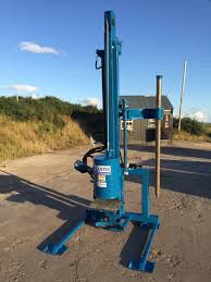Tractor Post Driver Side Tilt Rock Spike Pd2 4 Multec Ltd