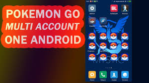 Tutorial Dual Account POKEMON GO No Root - YouTube