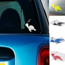 Cute Sea Turtle Vinyl Decal Sticker For Car Truck Laptop Auto Window Decoration Wish