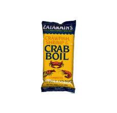 zatarain s crawfish shrimp and crab boil