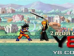 8 Game Y8 2 người chơi đối kháng hay nhất cho các cặp bạn bè