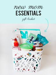 new mom essentials gift basket