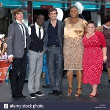 Zac Efton, Elijah Kelley, James Marsden, Queen Latifah, Nikki ...