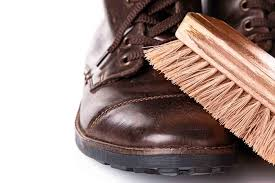 how to clean leather work boots the