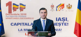 """Primarul Iaşului, Mihai Chirica se alătură protestului """"15 minute ..."""