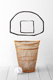 Basketball Backboard Wall Decal Urban Outfitters