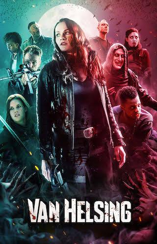 Van Helsing - Série na Netflix