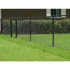 4 Ft H X 50 Ft L 9 Gauge Vinyl Coated Steel Chain Link Fence Fabric In The Chain Link Fence Fabric Department At Lowes Com